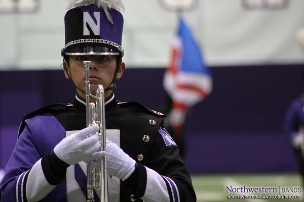 NUMB - Northwestern Football vs. Purdue - November 11, 2017