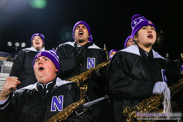 TOUCHDOWN, NORTHWESTERN!