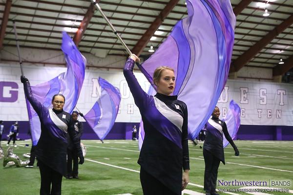 Keep That Purple Banner Waving High, Class of 2018