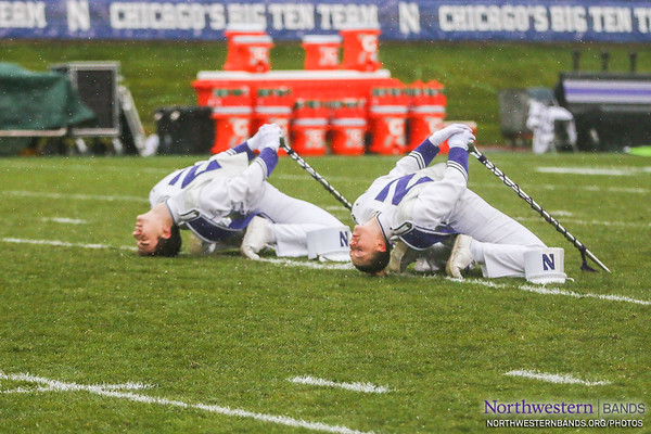 Senior Day Back Bend: GOT IT!