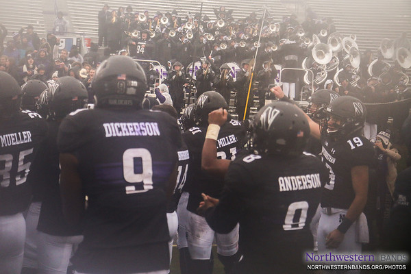 'CATS WIN! Thank you for an awesome season, @NUFBfamily!