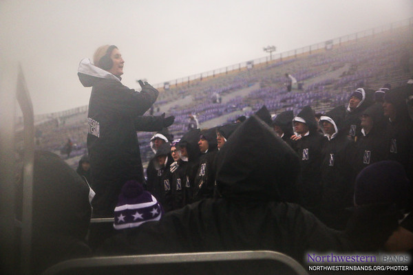 """Hail to Purple! Hail to White!"" (No Really, It's Hailing! Is That ""Crunchy Dew??"")"
