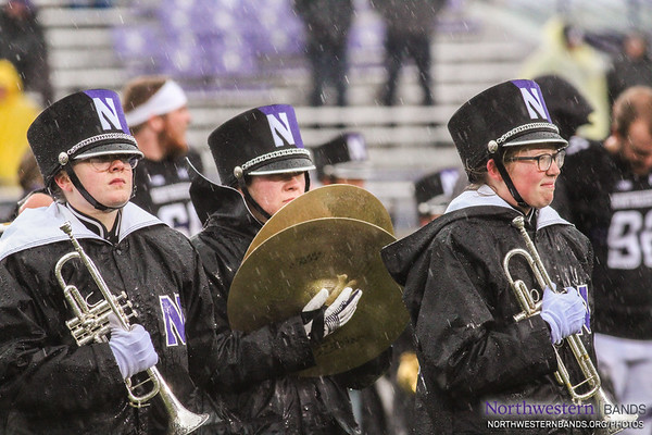 NUMB #NUSeniorDay - Northwestern vs. Minnesota - November 18, 2018