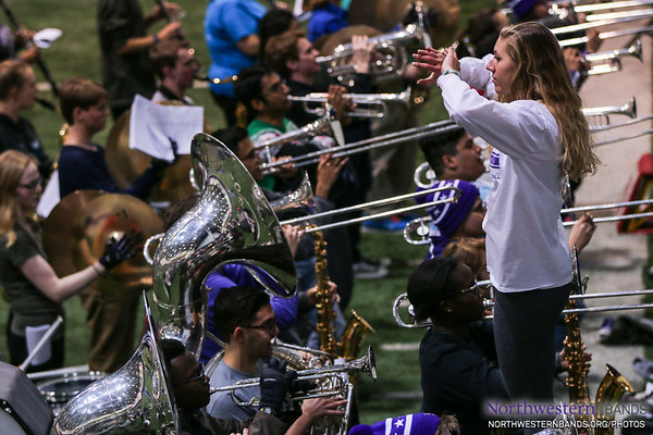 NUMB - Getting Ready for the Music City Bowl - December 26, 2017