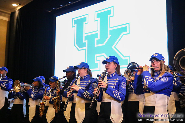 You Sound Great, Kentucky Wildcats!