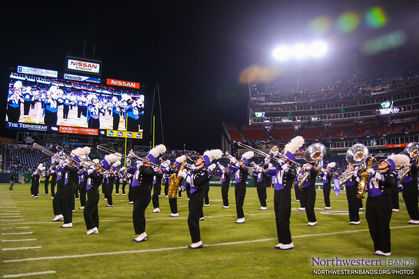 Our Halftime Show at the Music City Bowl