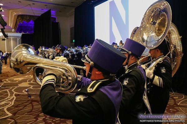 NUMB - Music City Bowl Team Banquet - December 28, 2017