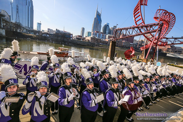 Nashville's Big Ten Band