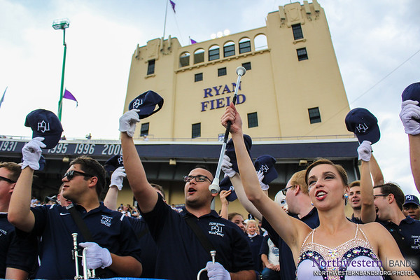 We Welcome the Penn State Blue Band to Ryan Field!