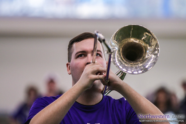 NUMB - Getting Ready for the Music City Bowl - December 28, 2017