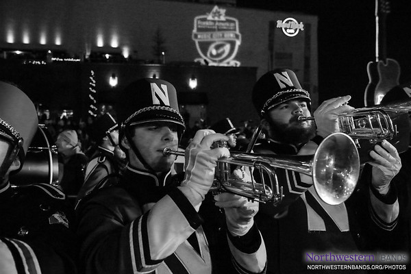 NUMB - Music City Bowl Battle of the Bands - December 28, 2017