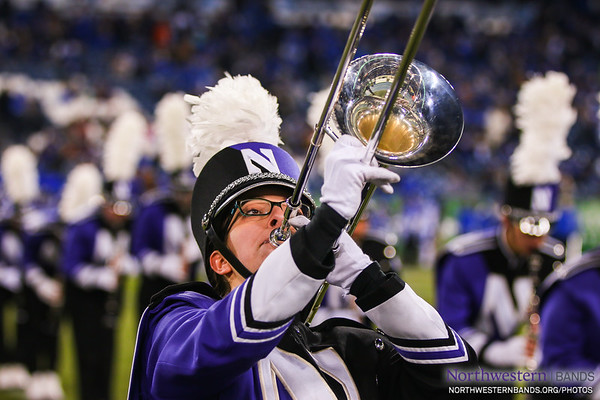 Go, Northwestern, Go!