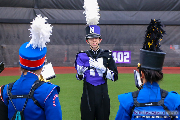 NUMB #NUBandDay - Northwestern Football vs. Duke - September 8, 2018