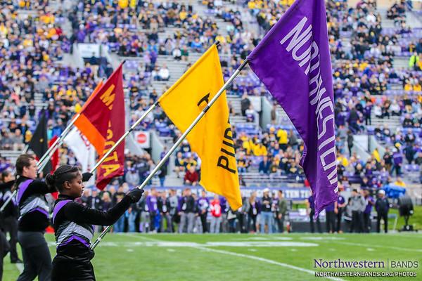 NUMB - Northwestern Football vs. Michigan - September 29, 2018