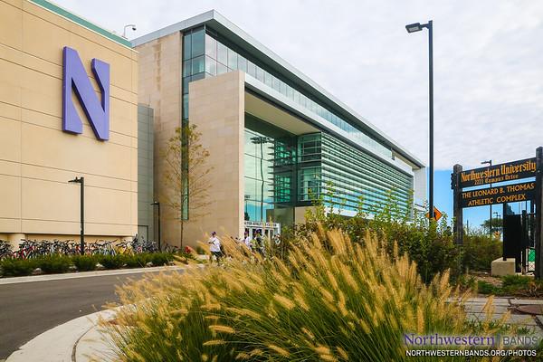 The Walter Athletics Center at Northwestern University