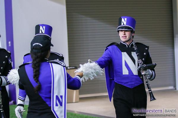 NUMB - Northwestern Football vs. Wisconsin - October 27, 2018