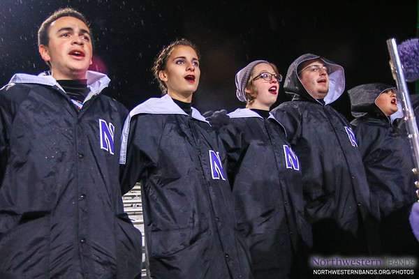 """Hail to Thee, Northwestern!"""