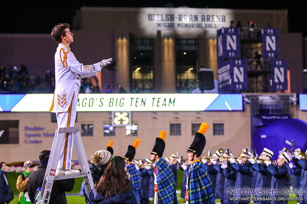 Thank You For An Awesome Show, @NotreDameBand!