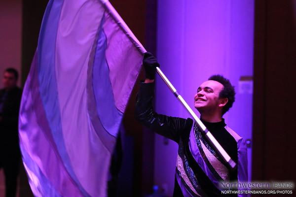 Keep That Purple Banner Waving High!