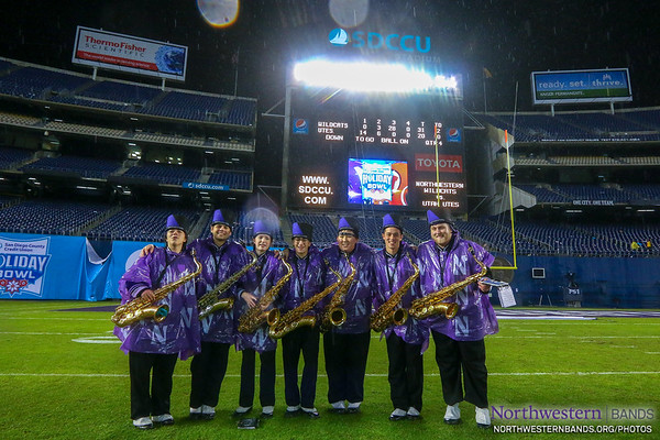Tenors Standing Tall with P&G