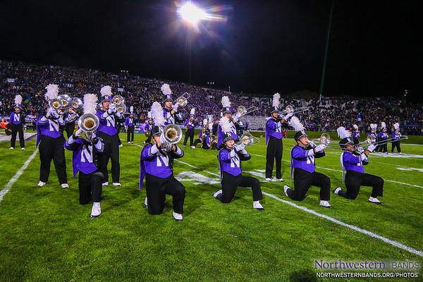 NUMB - Northwestern Football vs. Notre Dame - November 3, 2018