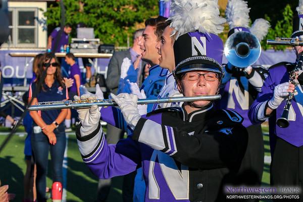 NUMB - Northwestern Football vs. Akron - September 15, 2018