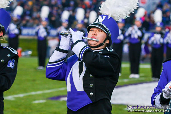 """Go U, Northwestern!"""