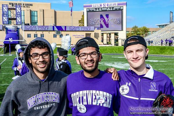 NUMB - Northwestern Football vs. Nebraska - October 13, 2018