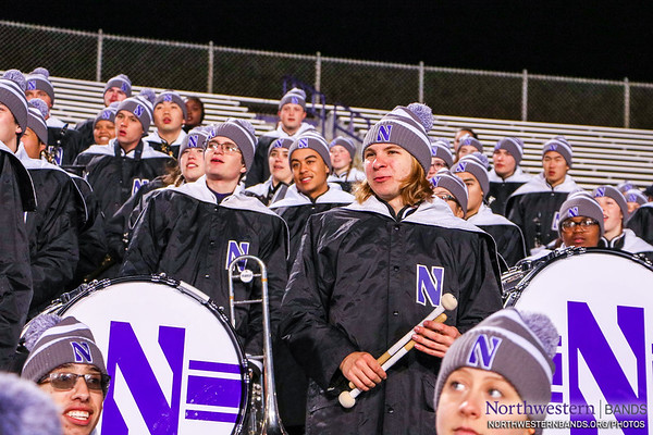 NUMB #NUSeniorDay - Northwestern Football vs. Illinois - November 24, 2018