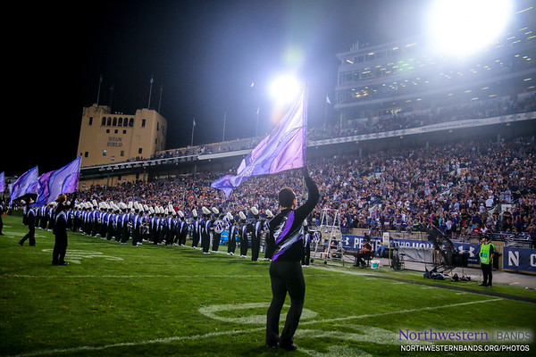 Under the Lights at Ryan Field