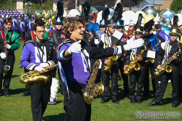 Welcome to #NUBandDay, Tenors!