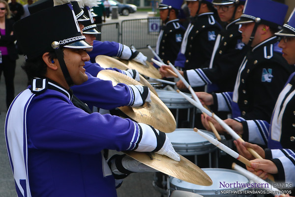 Cymbals with a Smile
