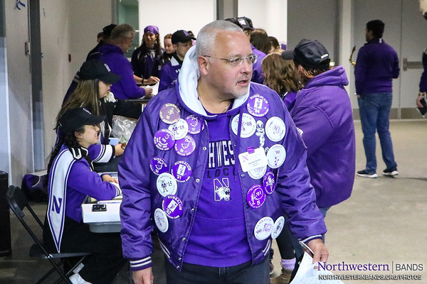 NUMB #NUhomecoming - Northwestern Football vs. Iowa - October 26, 2019