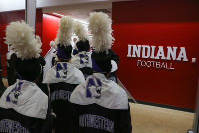 #NUMBtrip - Northwestern Football at Indiana - November 2, 2019