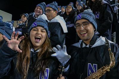 #NUMBtrip - Northwestern Football at Indiana - November 2, 2019
