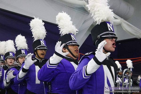 NUMB - Northwestern Football vs. Purdue - November 9, 2019