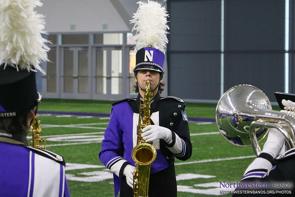 NUMB - Northwestern Football vs. UMass - November 16, 2019