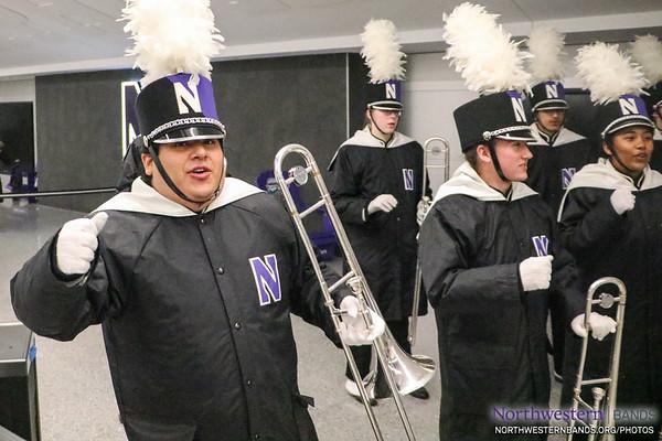 NUMB #NUSeniorDay - Northwestern Football vs. Minnesota - November 23, 2019