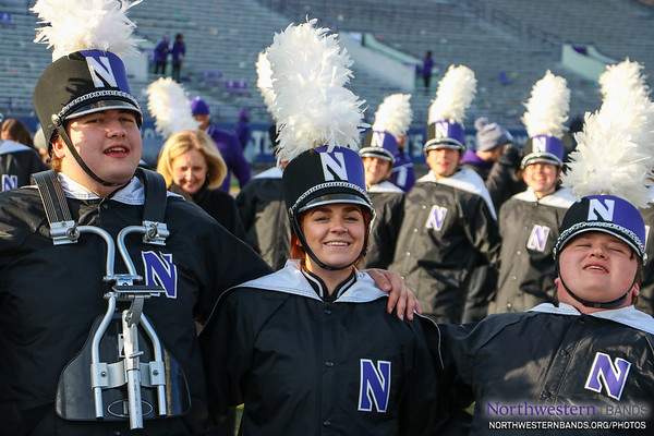 NUMB #NUSeniorDay - Northwestern Football vs. Minnesota - November 23, 2019