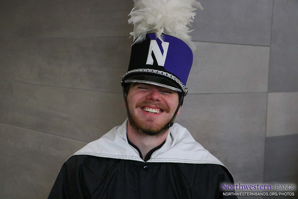 NUMB - Northwestern Football vs. Purdue - November 9, 2019