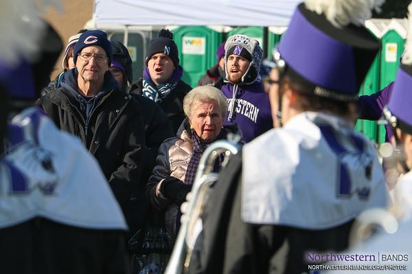 NUMB - Northwestern Football vs. UMass - November 16, 2019