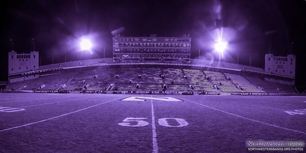 Purple Pride at Ryan Field