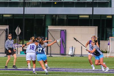 Northwestern Women's Lacrosse vs. Marquette