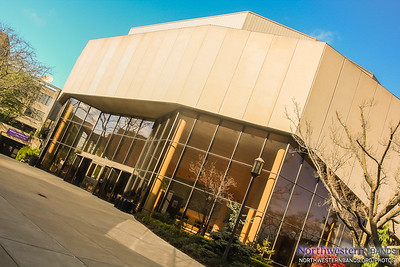Pick-Staiger Concert Hall at Northwestern University