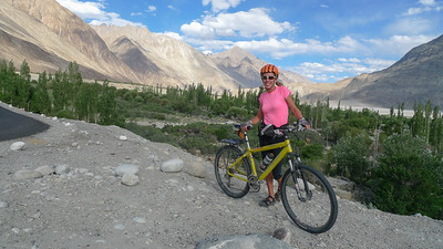 India Journeys | Nubra + Ladakh Cycling