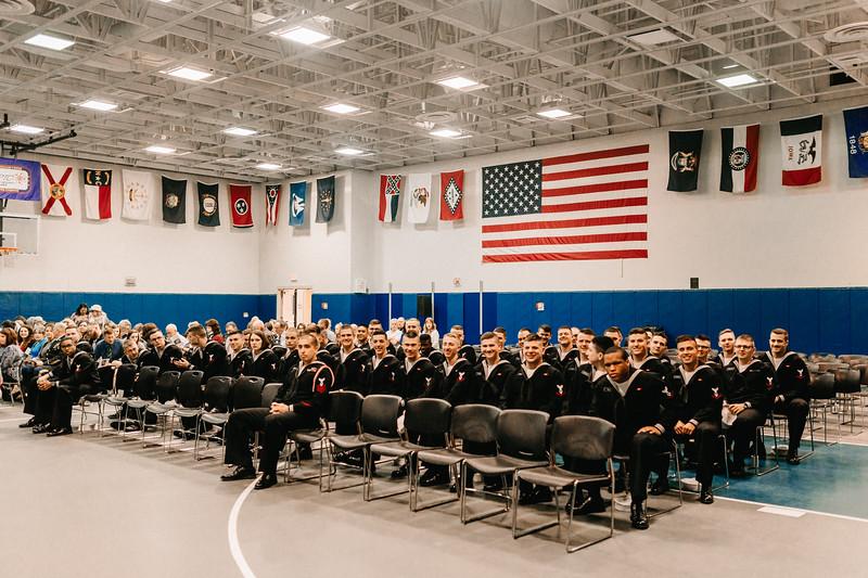 Nuclear Field School A Graduation