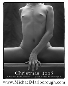 X-Mas 2008 - Joceline | Studio, North Melbourne