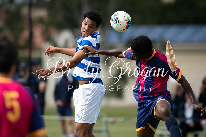 Round 3 Football vs BSHS-116