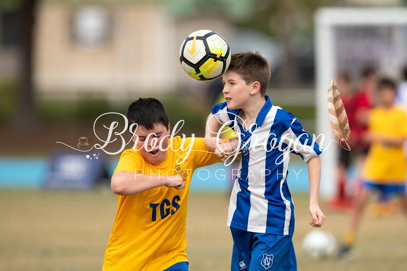 Rd 6 Football vs TGS-47