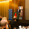 Guy Debelle delivering George Wilson Oration #1